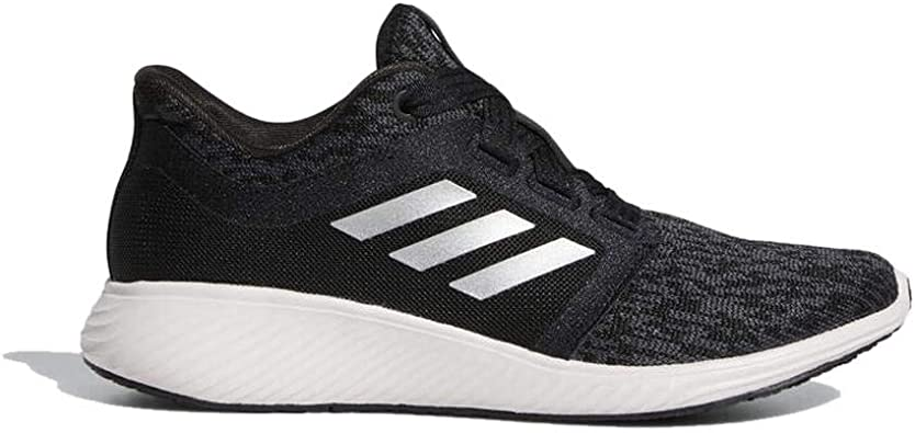 Running Shoe, Black/Silver/Orchid Tint