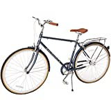 Retrospec Bicycles Diamond Frame Mars-1 Single-Speed Urban Commuter City Bicycle
