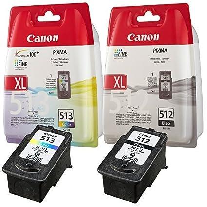 Canon PG-512 CL-513 Multipack embalaje original y sellado para ...