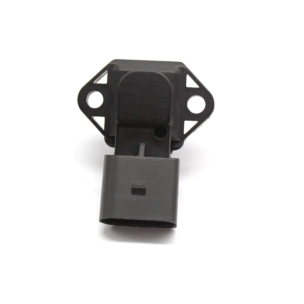 SICHER IS2075 Sensor de presi/ón del colector de admisi/ón sustituye a 0261230011 0261230010 PS10098 030905051A 030906051