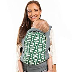 The Boba Carrier 4G includes more than a dozen features making this carrier truly one of a kind! Ideal for babies and toddlers alike, the Boba Carrier comes with an integrated infant insert and may be used well into toddlerhood. The carrier c...