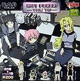 Gashapon SR Series R.O.D THE TV ROD