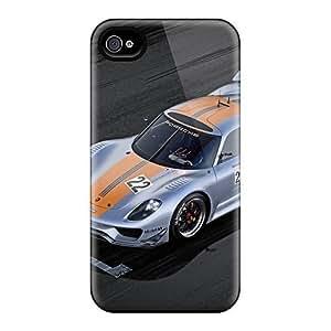 Samsung Galaxy S5 I9600/G9006/G9008 Skin : Premium High Quality 2011 Porsche 918 Cases Kimberly Kurzendoerfer