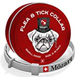 Flea and Tick Collar for Small Dogs - Swiss Quality - Safe