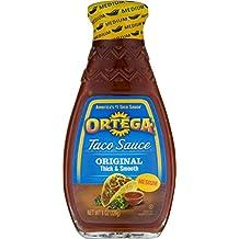 Ortega Medium Taco Sauce, 8 oz