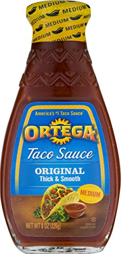 (Ortega Taco Sauce, Medium, 8 oz)