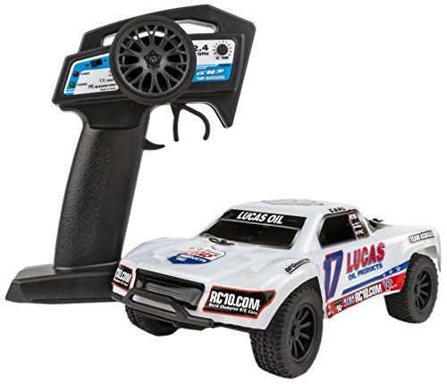 Team Associated Radio Control Micro Short Course Truck 1/28 Ready to Run Truck, Lucas - Scale Rc 4 Planes 1