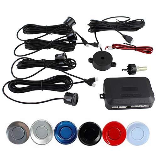 nieliangw0q Car Backup Radar Reverse Reversing Sensors: Amazon.co.uk: Electronics