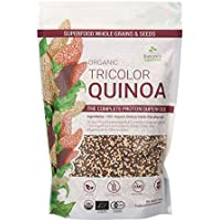 Nature's Superfoods Organic Tricolor Quinoa Seeds, 500g