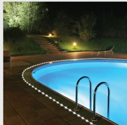 50 Solar Rope Lights Security Pool Outdoor -Party Decorate Garden Luxurious Charming Confident Safe 16.5 Feet Of Lighted Tubing by Nice1159