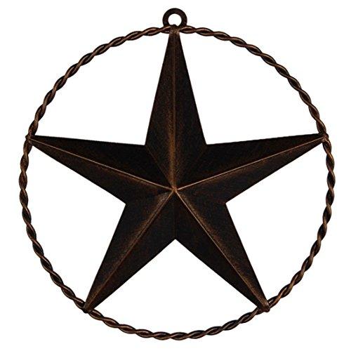 Copper Barn Star Wall - 5