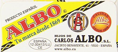 Albo - Atún claro en salsa picantona - 82 g: Amazon.es ...