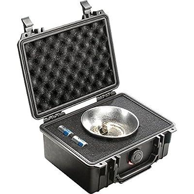 Pelican 1150 Case with Foam for Camera (Silver)