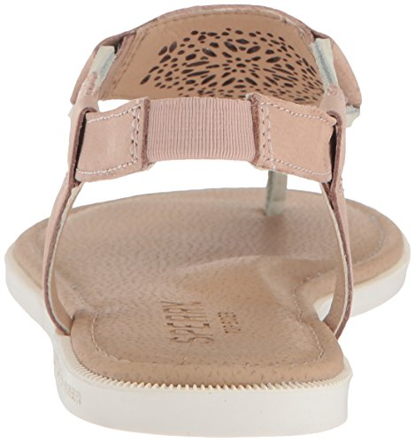 Medium Dust 8 Us Jade Calla Women's Sperry Sandal Rose CgfBCHqw