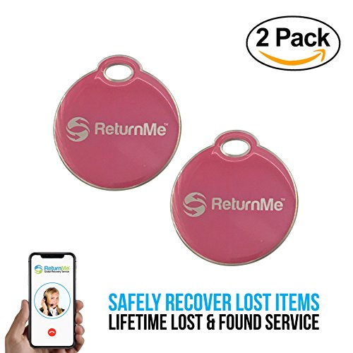 Smart Luggage ID Tags with Lifetime Global Recovery Service