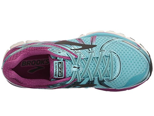 dc98b346c81 Galleon - Brooks Women s Adrenaline GTS 17 Iceland Blue Hollyhock ...