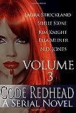 Code Redhead - A Serial Novel: Volume 3
