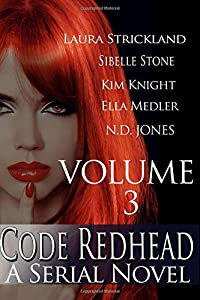 Code Redhead - A Serial Novel: Volume 3