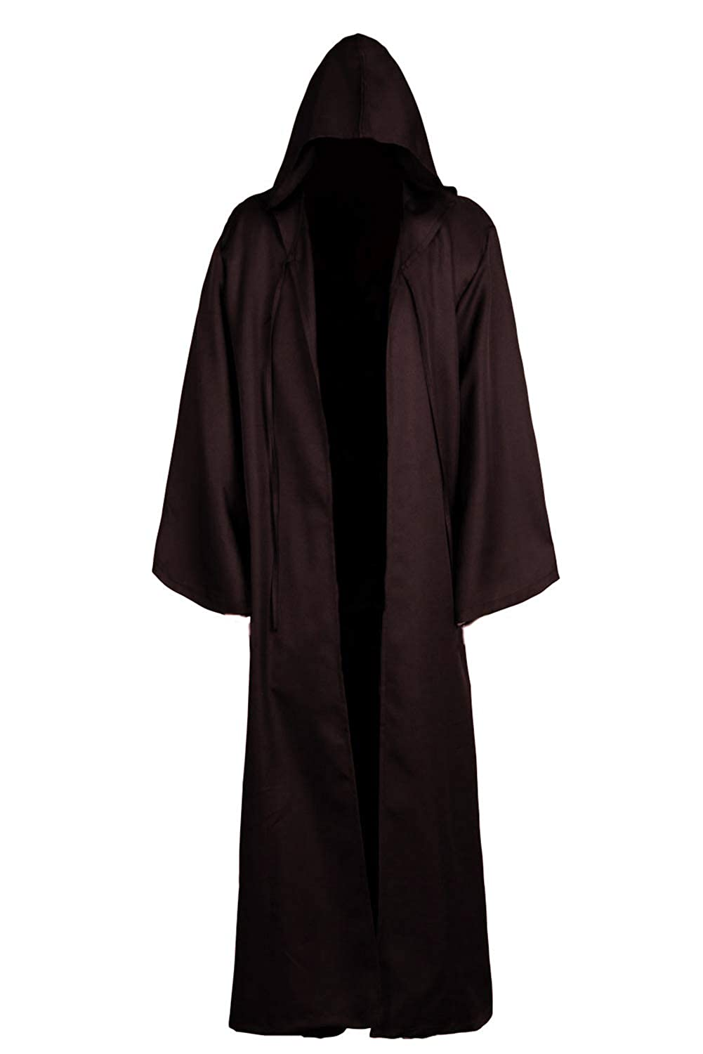 JOYSHOP Men & Kids Tunic Hooded Robe Halloween Cosplay Costume Robe Cloak Cape