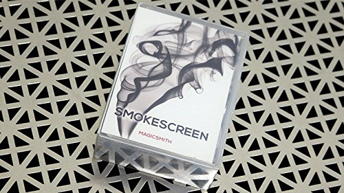 Smoke Screen Gimmick and Online Instructions by Magic Smith Trick