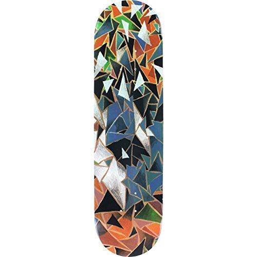 早い優先洋服Consolidated Broken Glassスケートボードデッキ-8.0デッキのみ