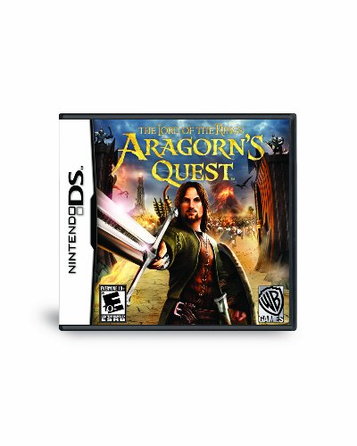 Lord Of Rings Aragorn's Quest ()