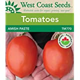 Tomato Seeds - Amish Paste Organic