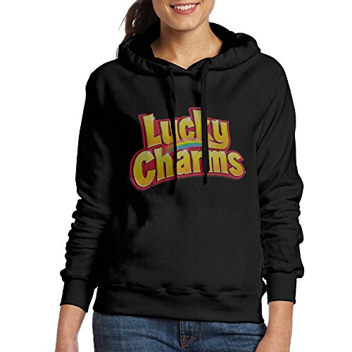 falking-womens-funny-cotton-lucky-charms-logo-hooded-sweatshirt-s-black
