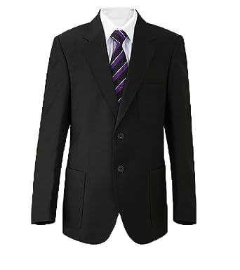 c76a1b3649 Westwood Girls/Boys School Blazer Jacket Uniform Black Royal Blue Navy  Bottle Green Burgundy/