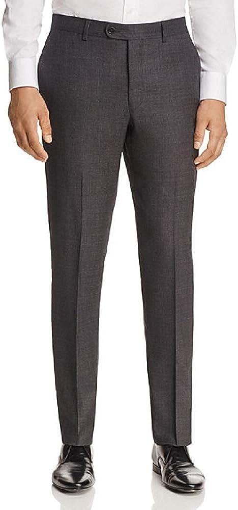 John Varvatos Star USA Luxe Regular Fit Tic Trousers