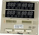 LG Electronics EBR72822801 Electric Range Main PCB Display Assembly