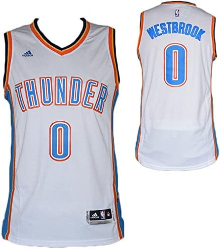 NBA Replica Russel Westbrook Oklahoma City Thunder Débardeur