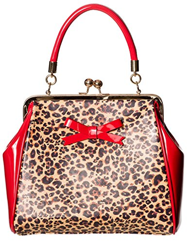 red Borsa a donna Dancing Days mano leopard zYwHq