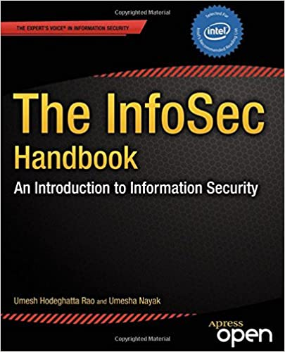 Amazon the infosec handbook an introduction to information the infosec handbook an introduction to information security 1st ed edition fandeluxe Images