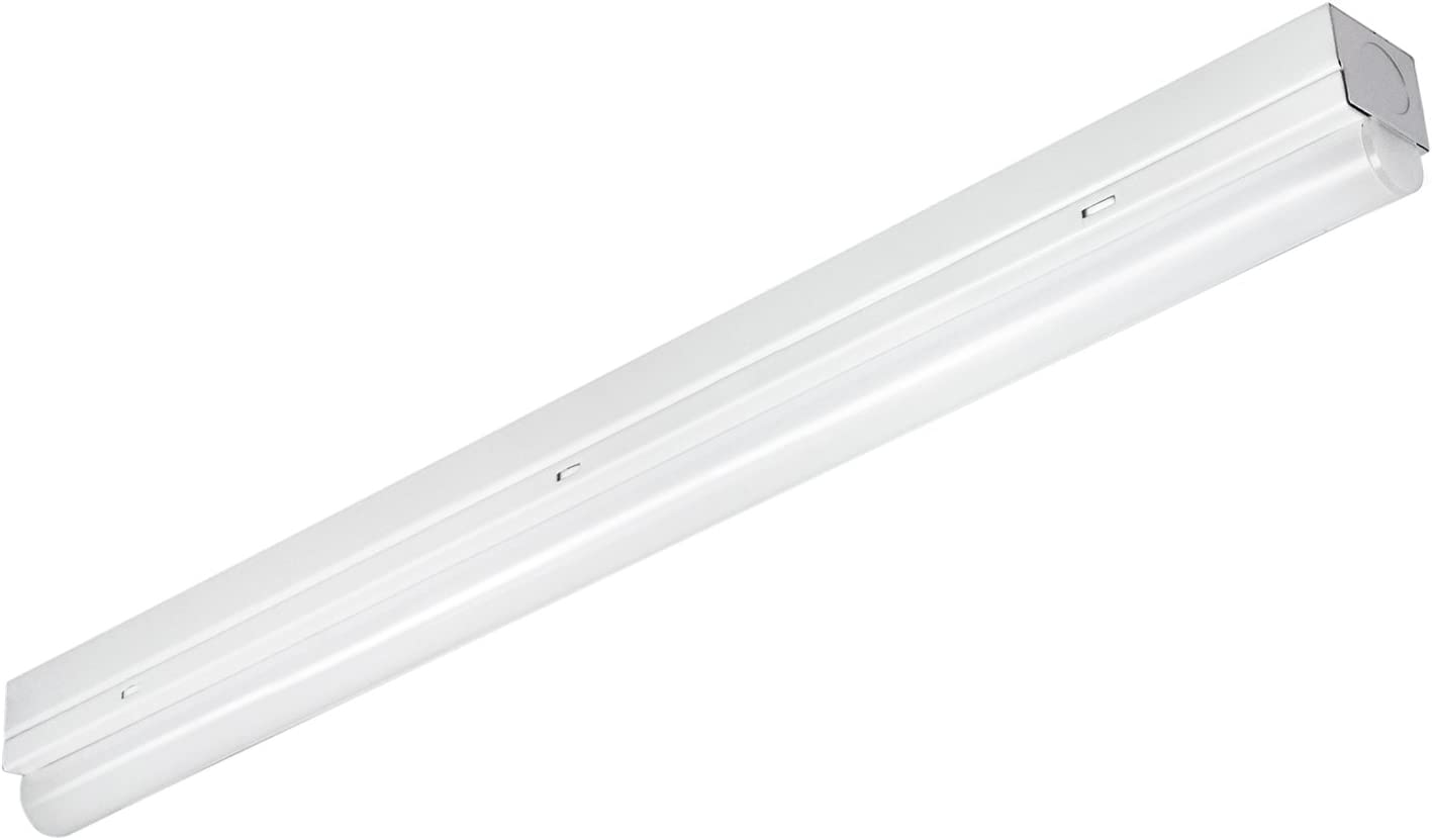 Sunlite 85401-SU LED Linear Single Strip Light Fixture, 1500 Lumens, 24 inch, 40K - Cool White