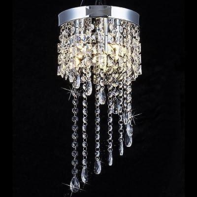 Floodoor Crystal Chandelier Light