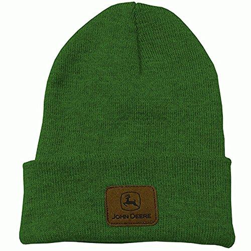 John Deere Beanie Hat (OFA, John Deere Green)