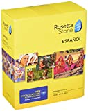 Image of Learn Spanish: Rosetta Stone Spanish (Spain) - Level 1-5 Set