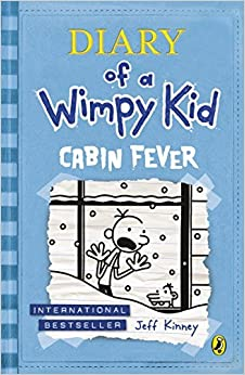 Cabin Fever (Diary of a Wimpy Kid) by Jeff Kinney (2013-01-31)