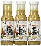 japanese roasted sesame dressing - Kewpie Japanese Dressing Roasted Sesame 8 Oz. Deep Roasted Sesame Dressing, Creamy (Pack of 3)