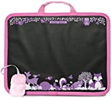 The Piggy Story 'Fox & Woodland Animals' Chalk n' Doodle Child's Chalk Board Lap Desk for Portable Play