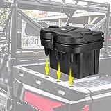 "ISSYZONE Ranger Bed Box, 18.5""x14""x14.5"" Low-Density Polyethylene Device Box Compatible with Polaris Rangers"