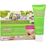 Meiyiu Natural Underarm Whitening Cream, Armpit Lightening and Brightening Deodorant Cream,Creams for Body
