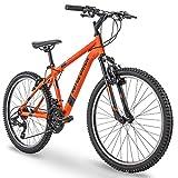 Royce Union Mountain & Trail Bikes 24' 26' 27.5' Lightweight Aluminum w/ Shimano