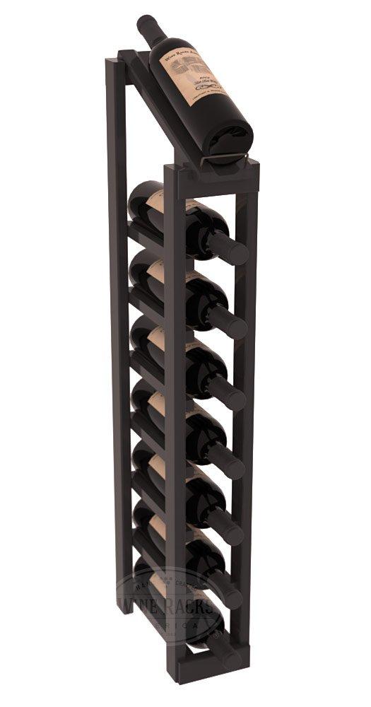 Wine Racks America Ponderosa Pine 1 Column 8 Row Display Top Kit. Unstained Wine Racks America® IC-DT-8H-1C-S0G0