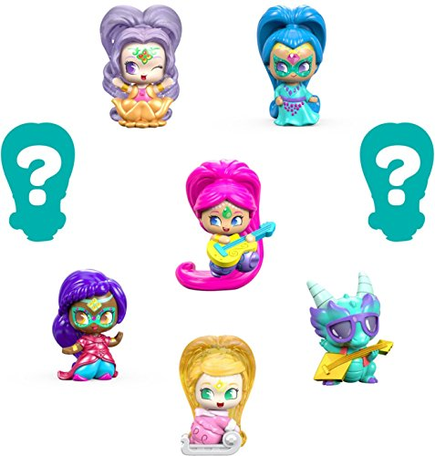 Fisher-Price Nickelodeon Shimmer & Shine, Teenie Genies, Series 2 Genie (8 Pack), #10