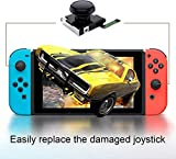 2-Pack 3D Joycon Joystick Replacement,ABLEWE Analog