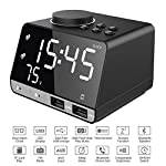 Digital Alarm Clock with FM Radio