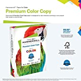 Hammermill Paper, Color Copy Digital, 32 lb, 8.5 x 11, Letter, 100 Bright, 500 Sheets / 1 Ream (102630), Made In The USA