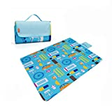 Large Picnic Blanket Travel Blanket For Camping Hiking 57*79 inch
